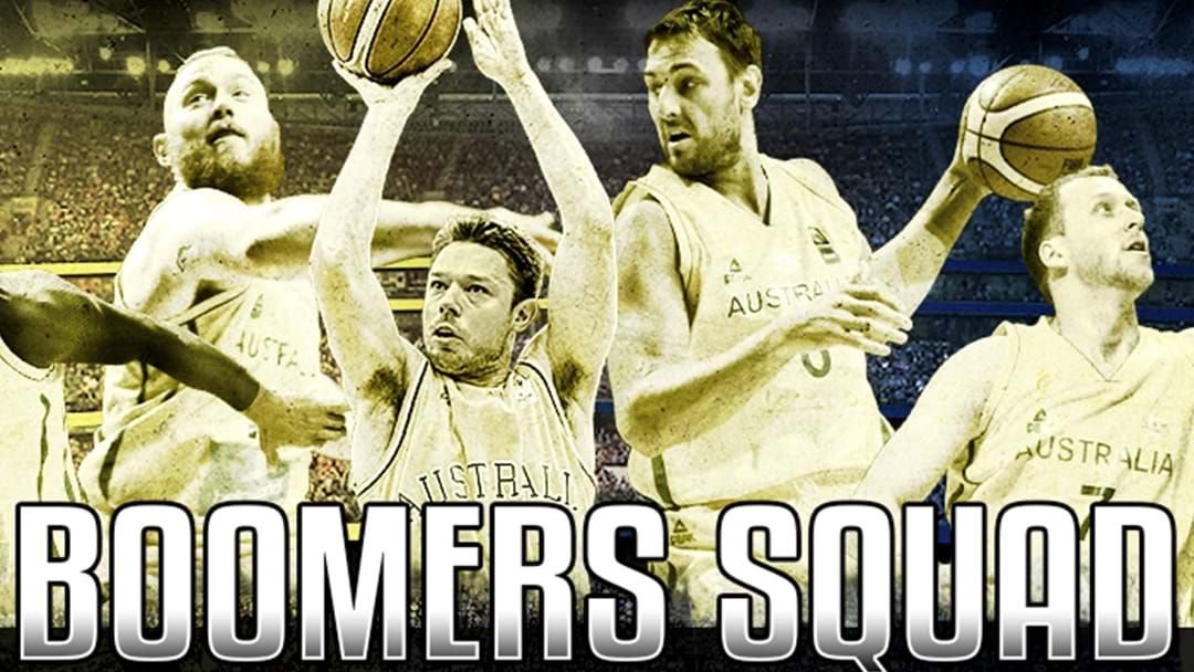 Article heading image for Boomers Reveal Huge 17-Man Squad For USA Games And FIBA World Cup