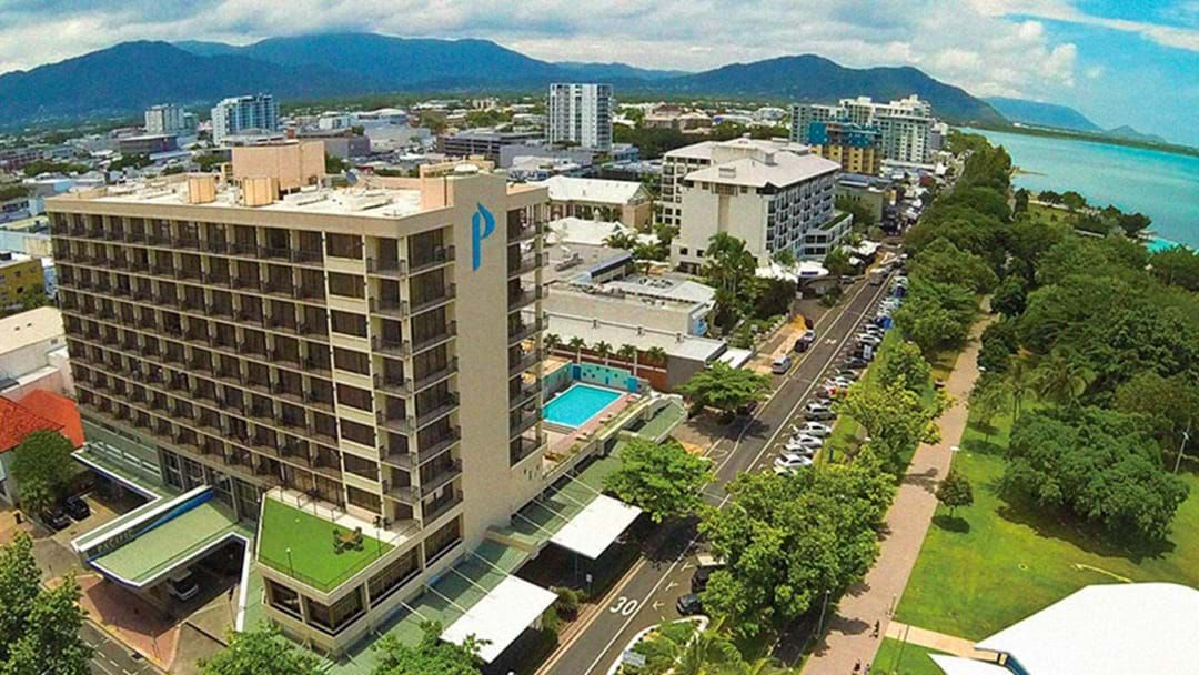 Article heading image for Woman Scales Nine-Storey Cairns Hotel In Brazen Escape Attempt