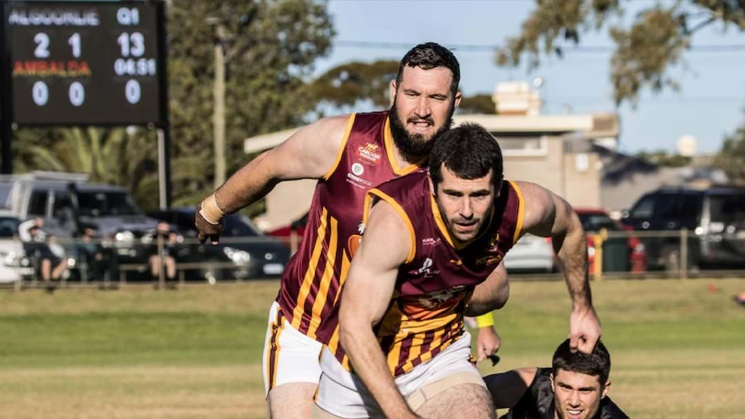 Article heading image for Goldfields Footballer Receives Life Ban Following Violent Act