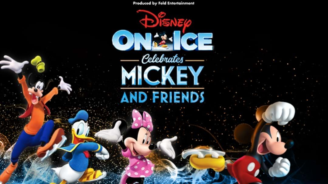 Article heading image for Disney On Ice celebrates Mickey and Friends!