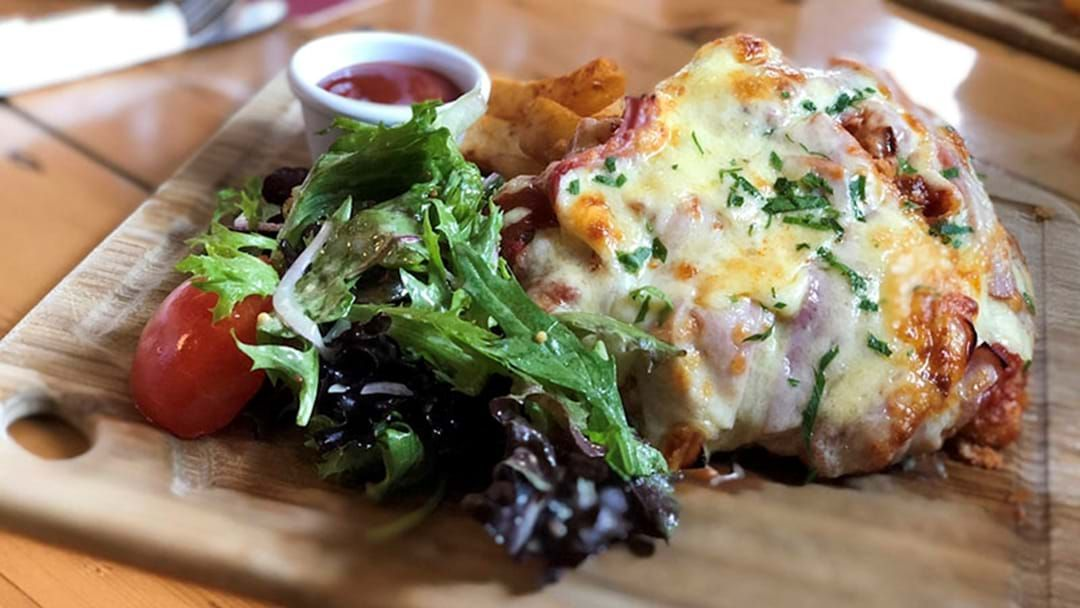 Article heading image for Parma Daze Has Given A Fitzroy Pub The Crown Of Best Parma In Melbourne