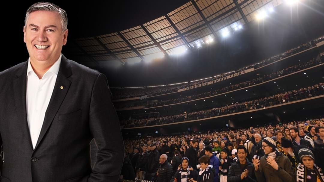 Article heading image for Eddie McGuire's Super Bowl Inspired Redevelopment Plan For The MCG
