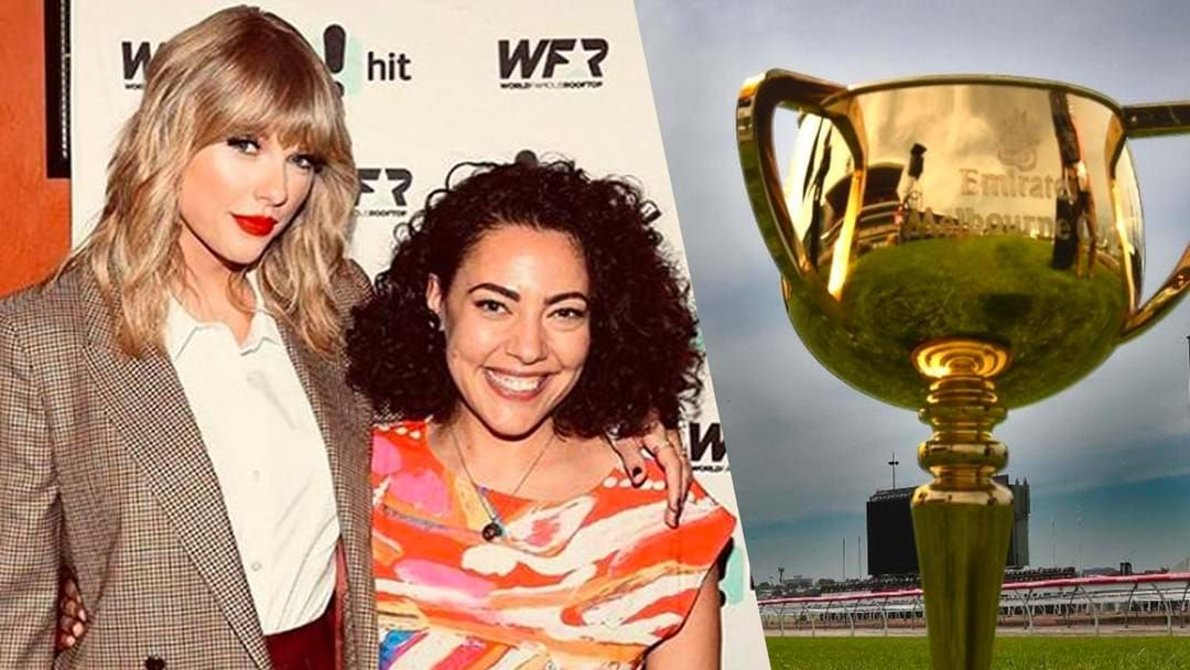 Article heading image for Taylor Swift Confirmed To Perform At The Melbourne Cup
