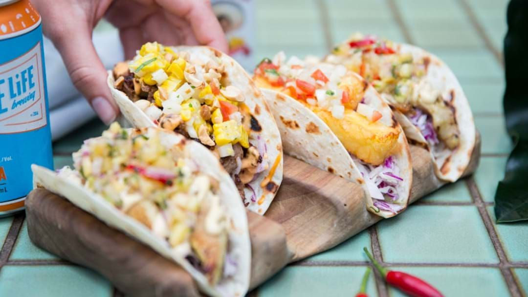 Article heading image for Sydney Is Getting Its Very Own Taco And Tequila Festival This Weekend