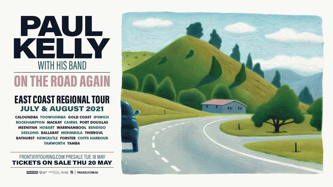 Article heading image for Paul Kelly And His Band Announce Australian Regional Tour