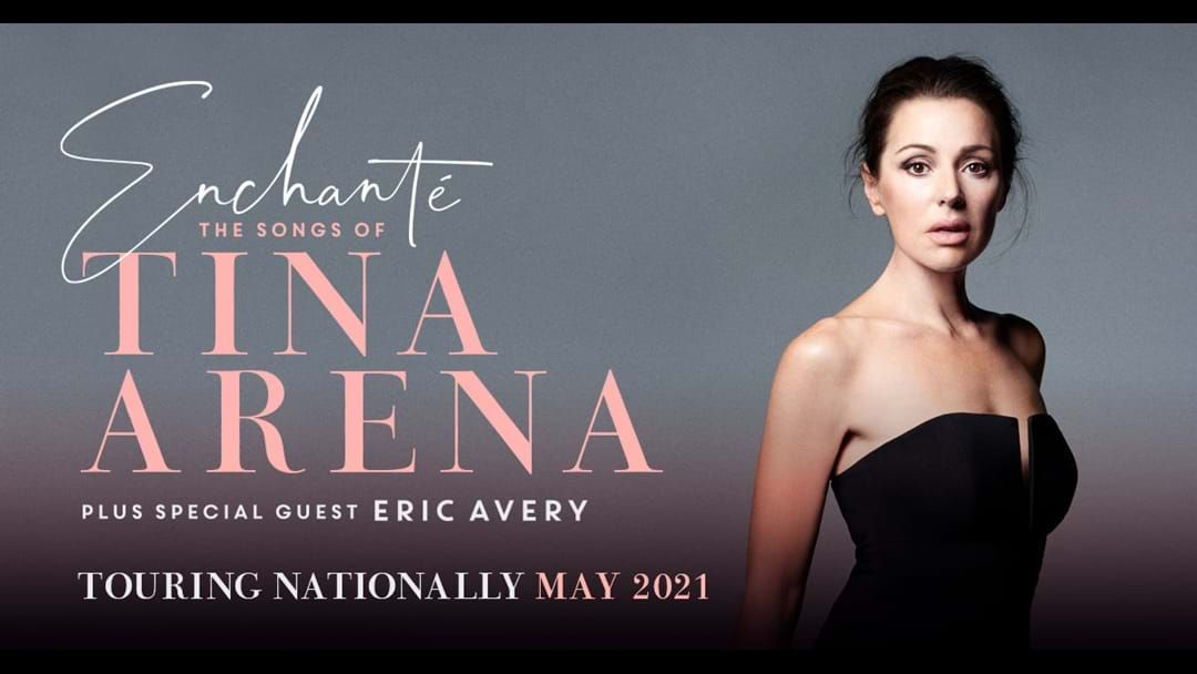 Article heading image for Enchanté: The Songs Of Tina Arena