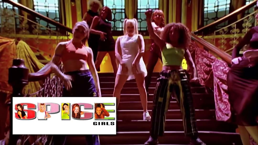 Article heading image for The Spice Girls Are Set To Remake The Wannabe Video!