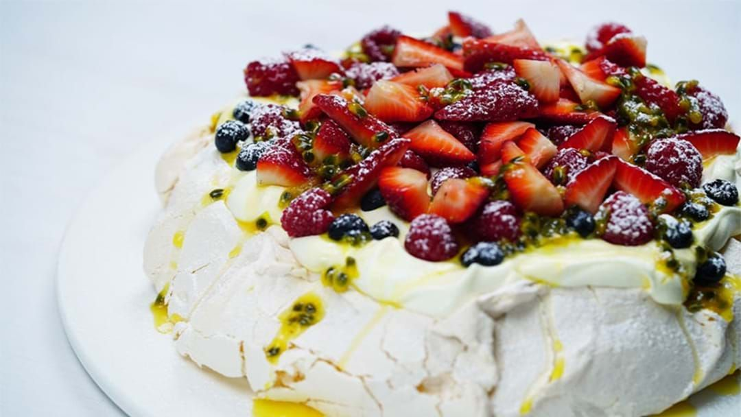 Article heading image for Give Your Pavlova A Makeover With These Delicious Toppings!