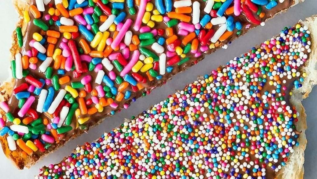 Article heading image for Should Fairy Bread Have Sprinkles Or Hundreds And Thousands?