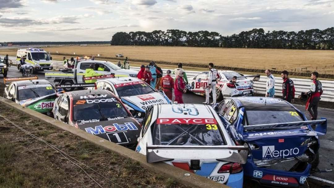 Article heading image for Supercars: Tassie Truth Bombs
