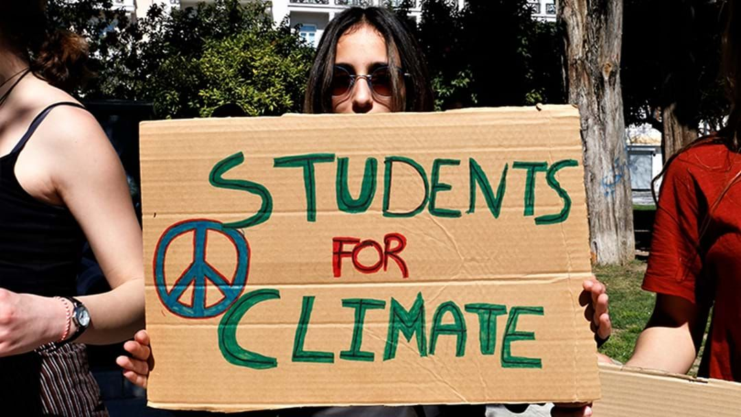 Article heading image for Thousands Of Students Striking For Climate Change Say They Just Want To Be Heard