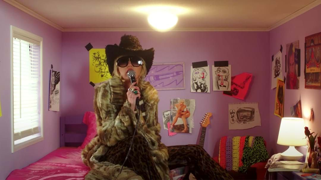 Article heading image for If You Want A Little Show, Check Out Miley's Tiny Desk Concert