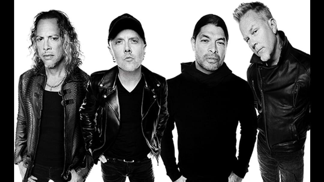 Article heading image for Metallica Announce Massive The Black Album Re-release