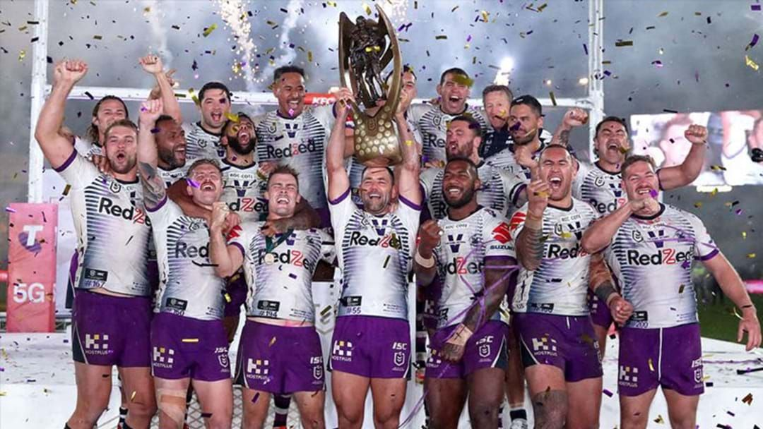 Article heading image for Ready's Mail   Historic Grand Final Decision Set To Be Announced