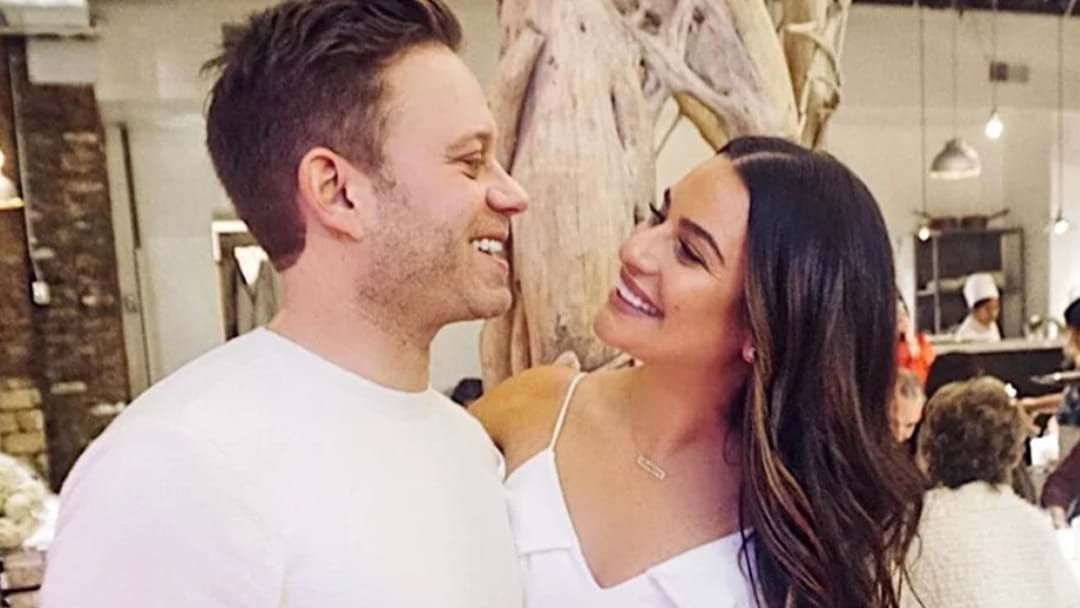 Article heading image for Glee Star Lea Michele Tied The Knot With Fiancé Zandy Reich