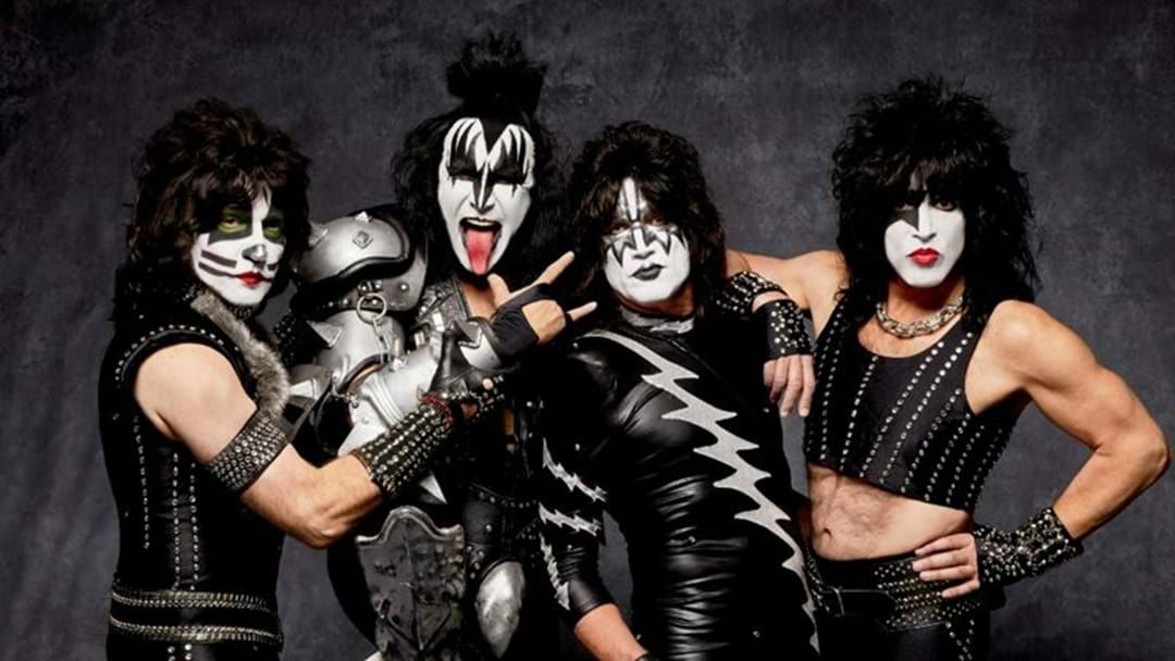 Article heading image for KISS Will Still Play Concert To Great White Sharks In Australia