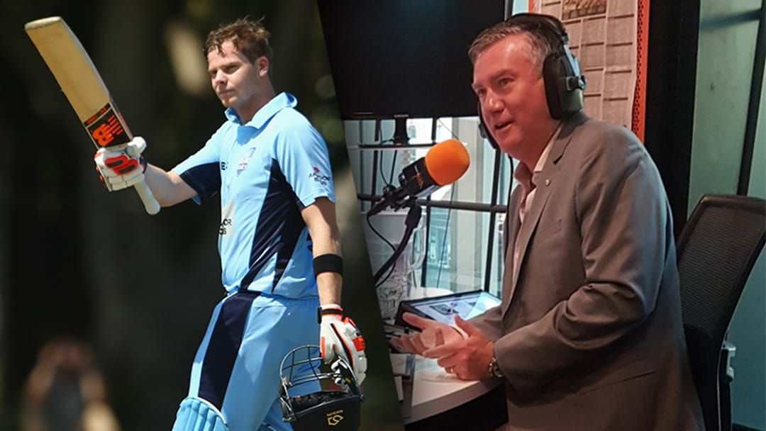 Article heading image for Eddie McGuire Thinks State Of Origin Is The Solution To The Summer Of Cricket