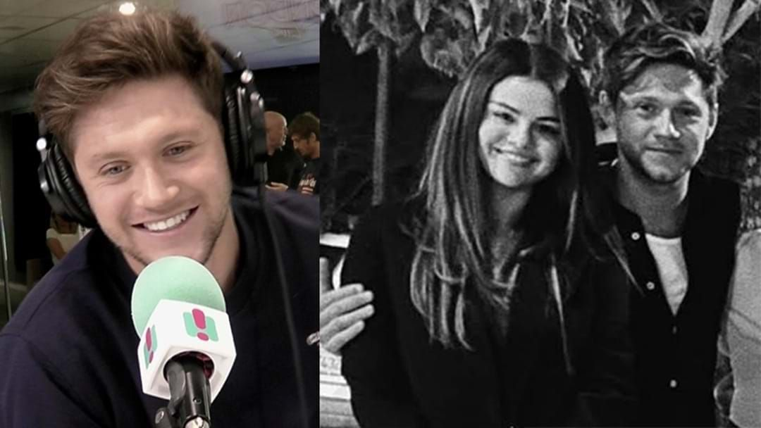 Article heading image for Niall Horan Addresses Selena Gomez Dating Rumours