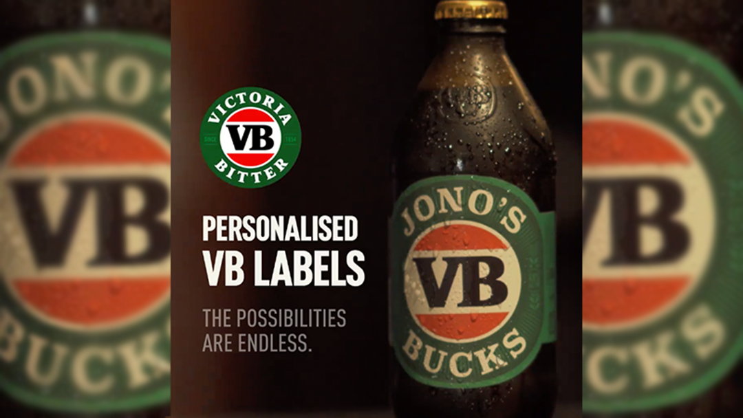 Article heading image for You Can Now Buy Personalised VB Stubbies So The Perfect Gift DOES Exist