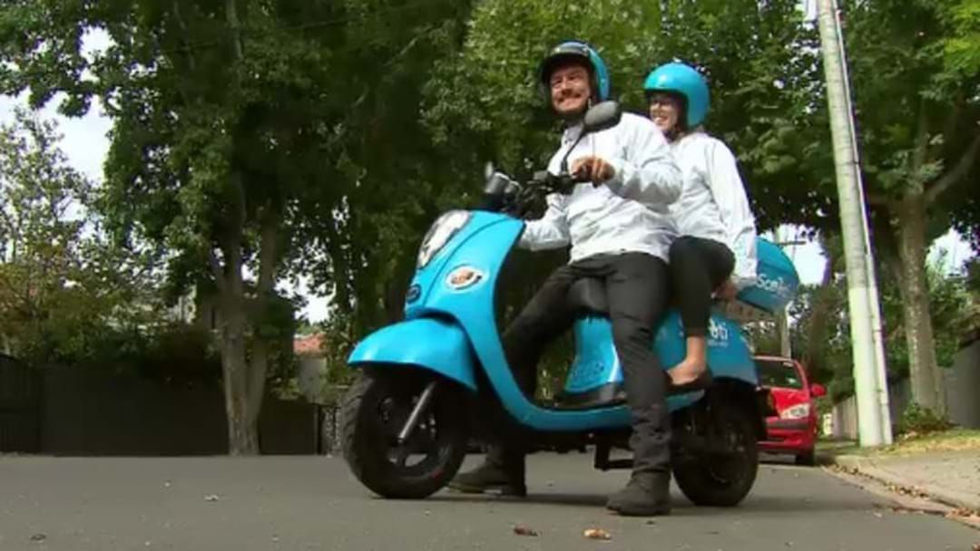 Article heading image for Scooter Ride-Sharing Trial Underway In Aus