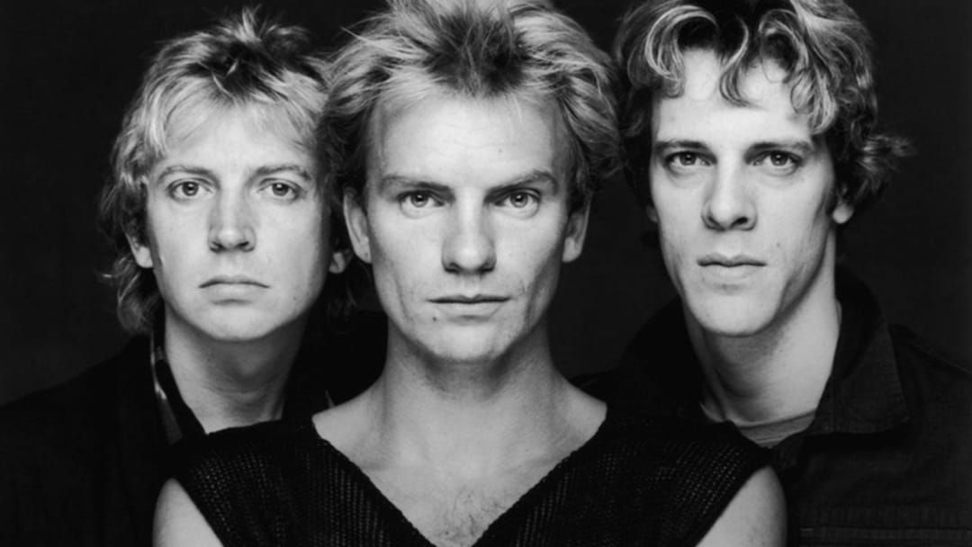 Article heading image for Moonman On The Police Songs That Got Him Hooked
