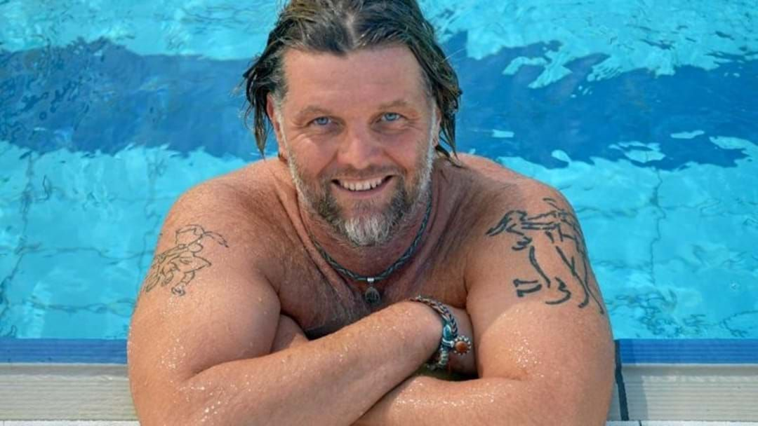 Article heading image for A Former Olympic Swimmer Is Preparing To Tackle The English Channel