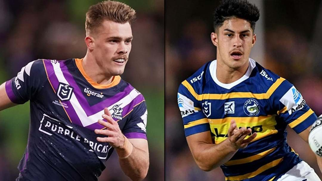 Article heading image for POWER RANKINGS | Ryan Girdler Names The Five Biggest 'Second Year Stars' Ahead Of 2020 Season