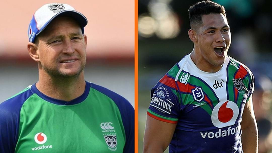 Article heading image for Nathan Brown Reveals Roger Tuivasa-Sheck's Club Status Following Decision To Relocate For Start Of 2021 Season