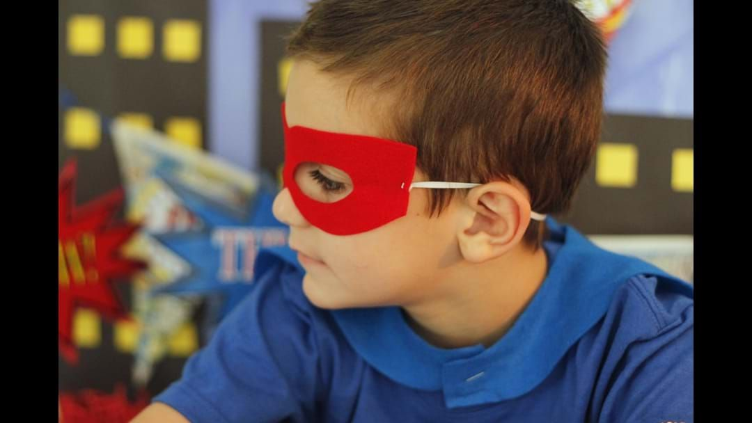 Article heading image for Children's Week Super Hero Family Day