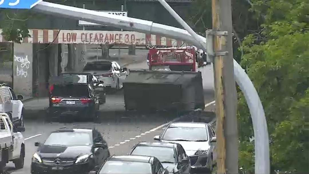 Article heading image for The Montague Street Bridge Claims Its First Victim Of 2020