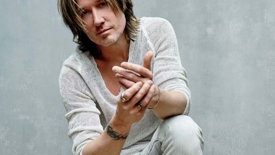 "Article heading image for Keith Urban Releases Vertical Video for His Latest Hit, ""We Were"""