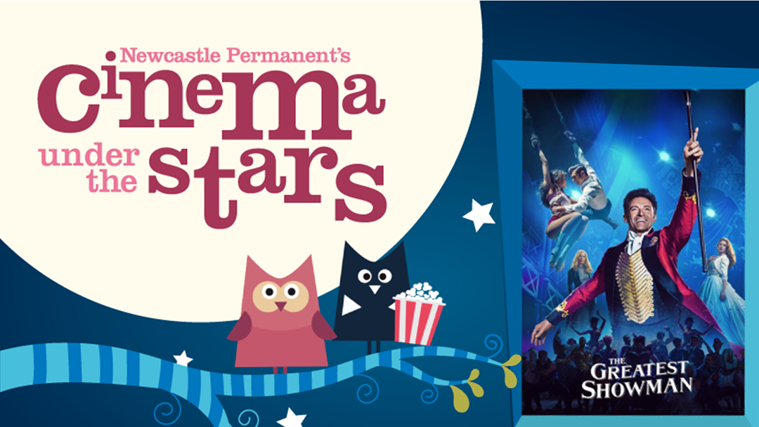 Article heading image for Newcastle Permanent's Cinema Under the Stars Is Back!