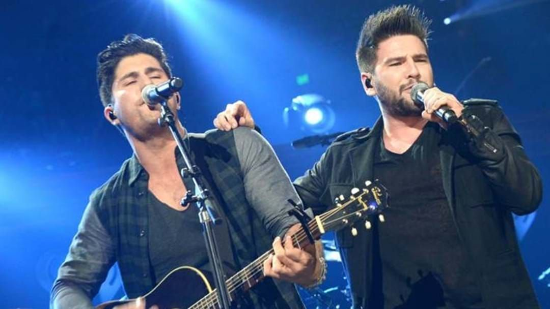 Article heading image for  Dan+Shay Brand New Self-Titled Album