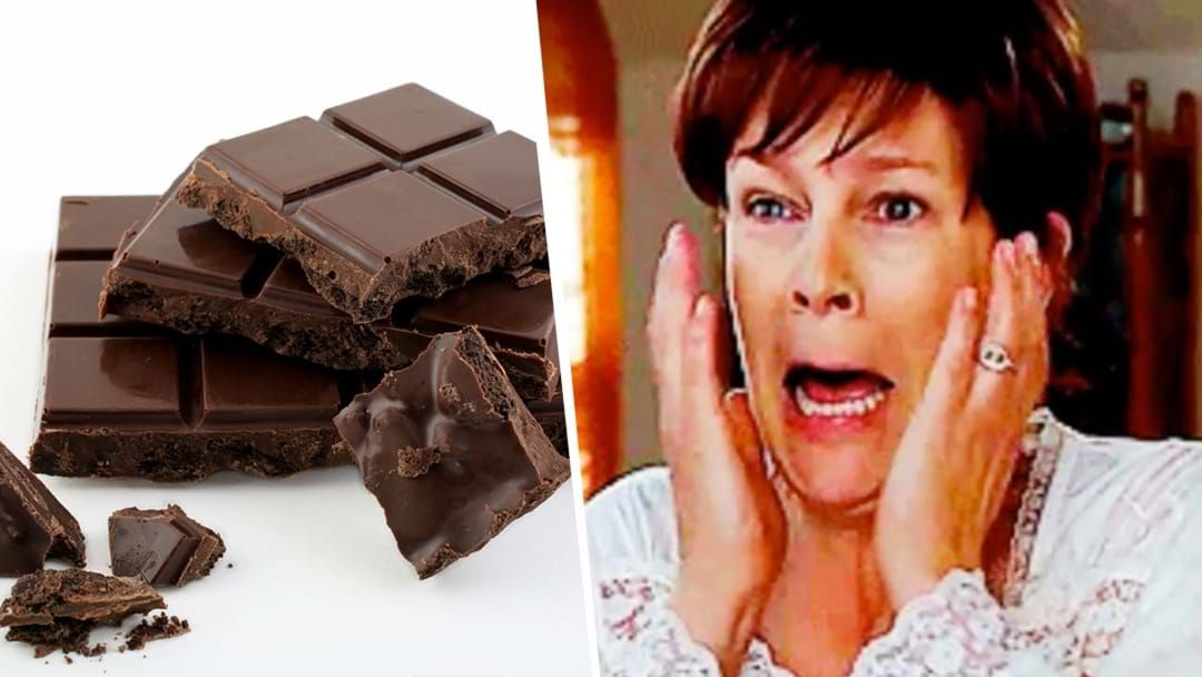 Article heading image for Chocolate That Reverses Ageing Is Here So You Don't Look 'Like The Cryptkeeper'