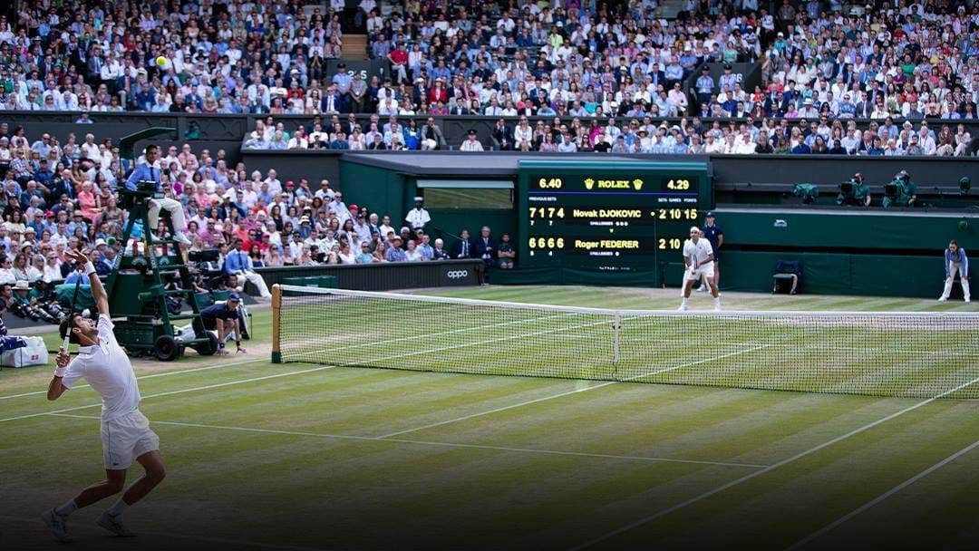 Article heading image for Confirmation Of Crowds For Wimbledon Championships