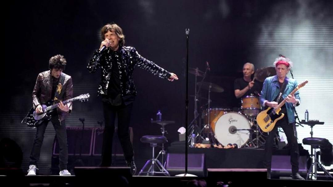 Article heading image for The Rolling Stones Announce First American Tour In Four Years