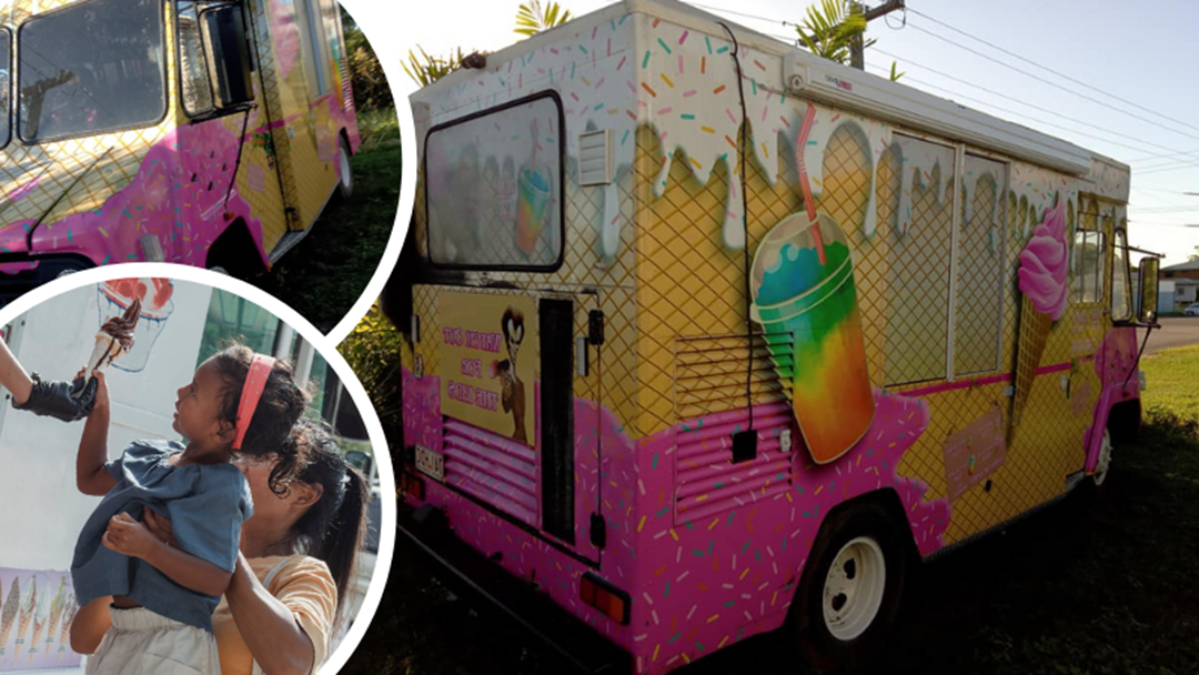 Article heading image for An Ice Cream Truck For Sale In North Queensland Has Us Salivating