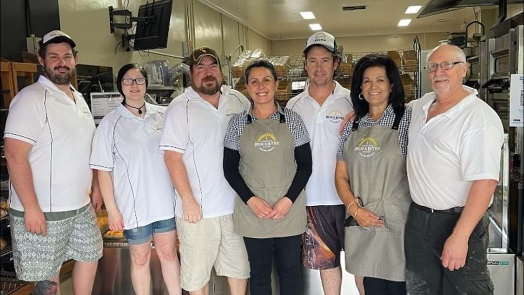 Article heading image for Grab a Post-Lockdown Treat with Sunraysia Bread & Butter Bakery
