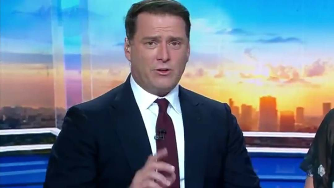 Article heading image for BREAKING | Karl Stefanovic To Leave Today Show