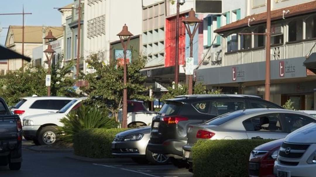 Article heading image for TRC Agrees to One-Hour Parking Trial in Toowoomba CBD