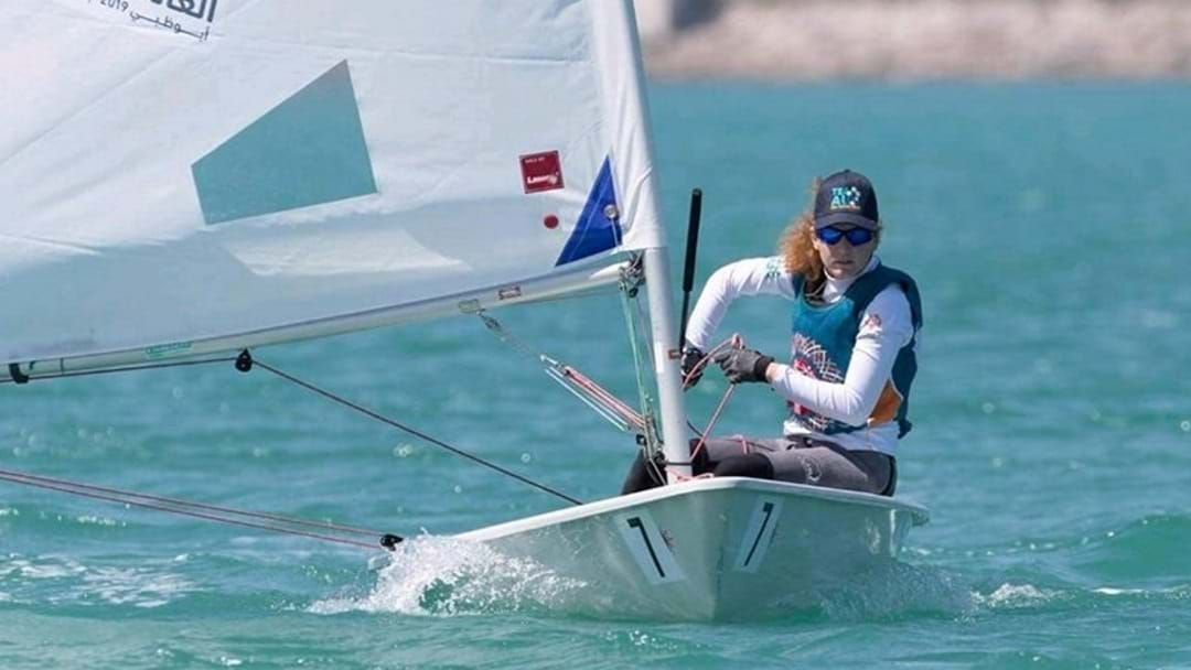 Article heading image for Townsville Sailor Named Best In Queensland With A Disability