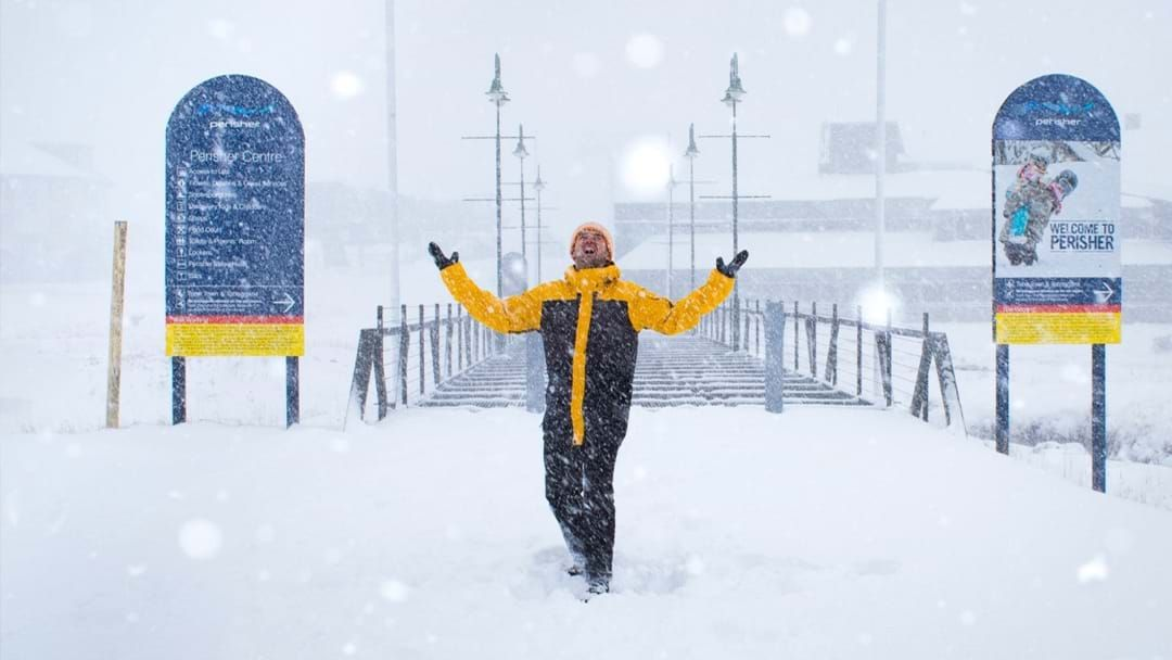 Article heading image for Perisher Has Officially Opened Early Because It's EFFING Cold