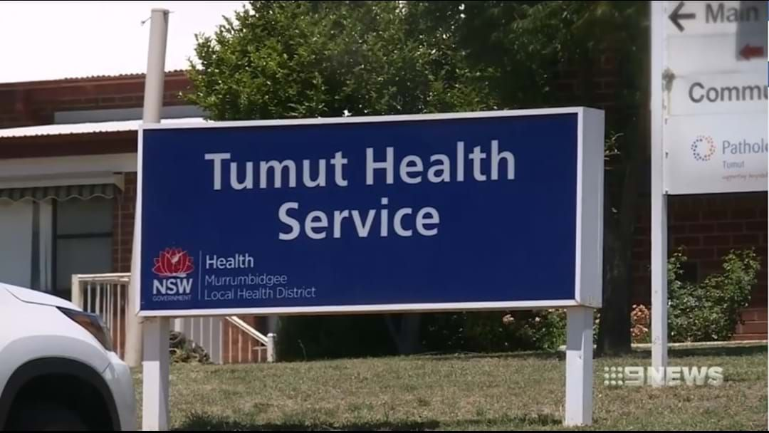 Article heading image for Information session today for Tumut Hospital redevelopment