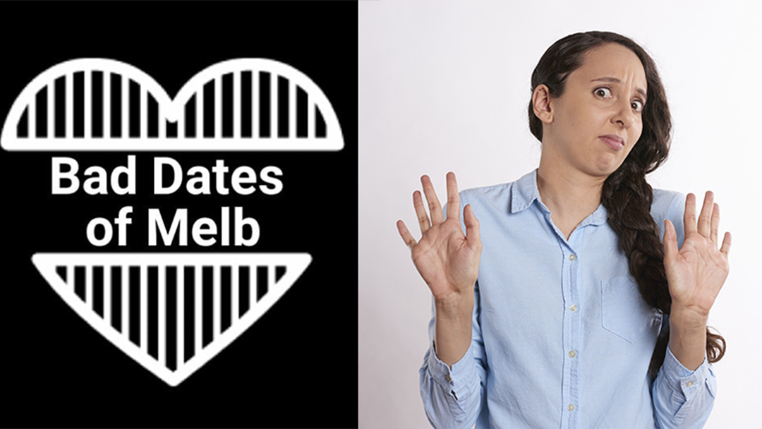 Article heading image for The Best Stories On The 'Bad Dates of Melbourne' Facebook Page