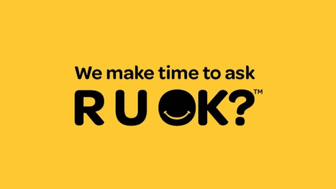 Article heading image for Dr John McIntosh From The TUF Minds app Talks About R U OK day