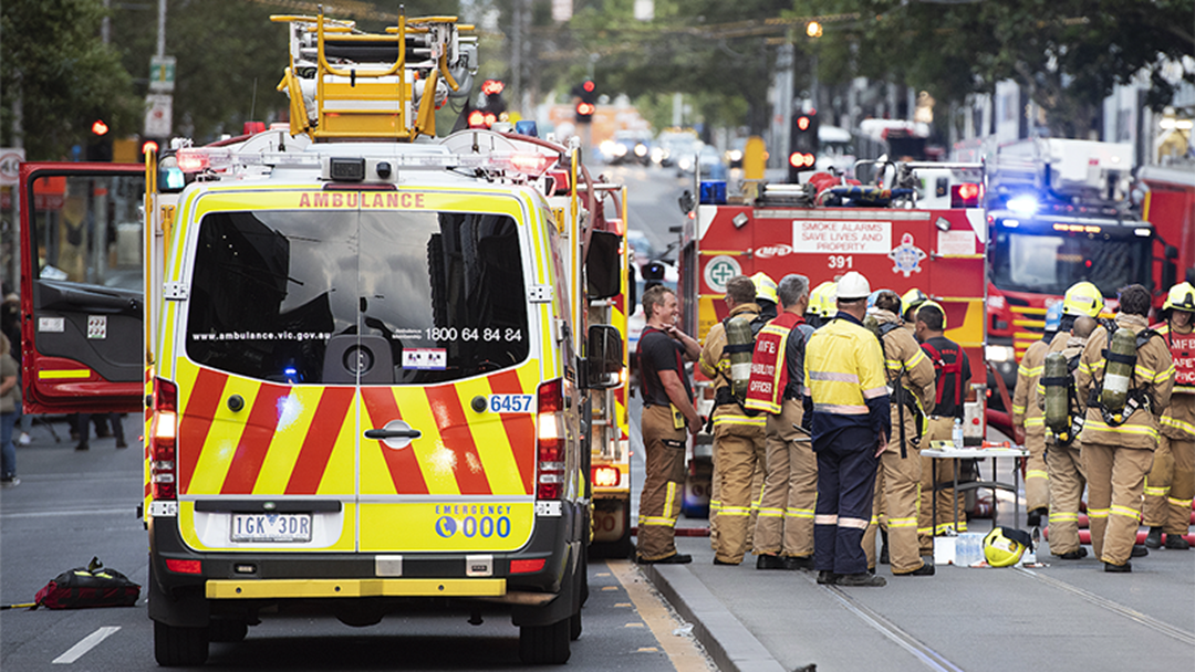Article heading image for Fire Engulfs Melbourne Apartment Building