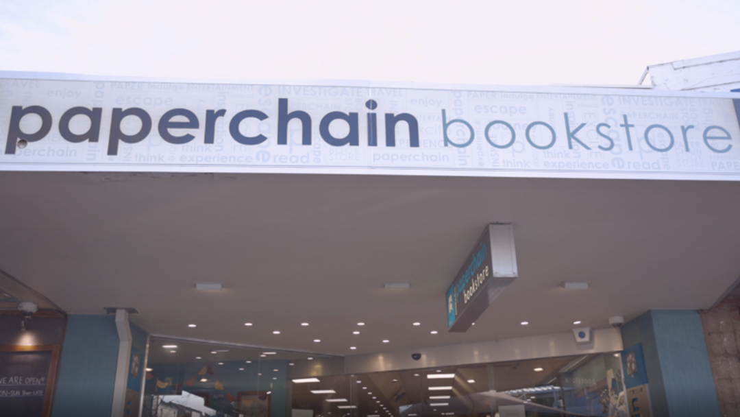 Article heading image for Paperchain Is Your Book Destination