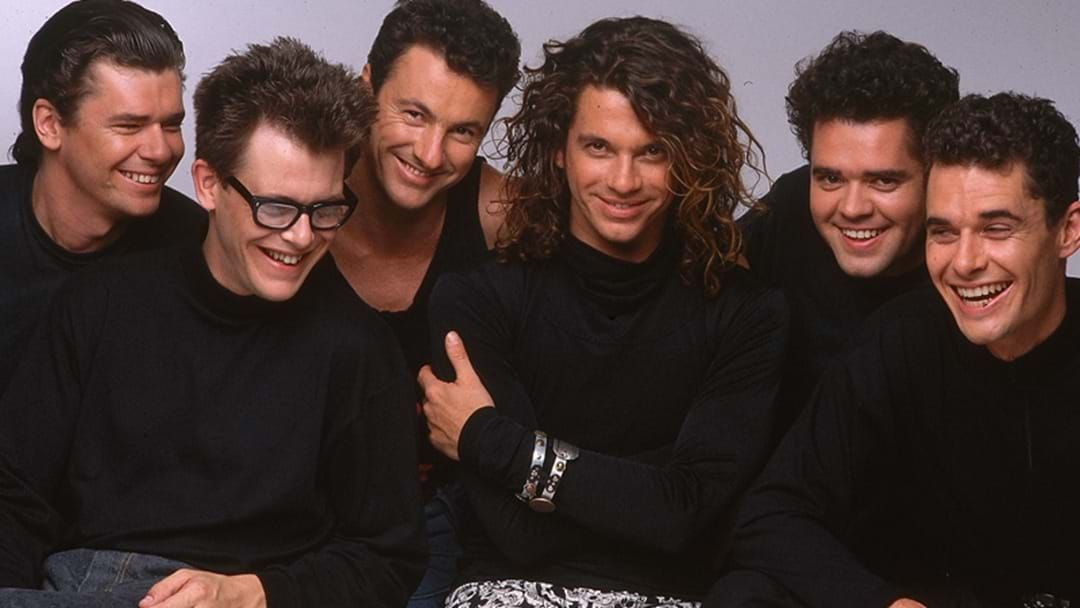 Article heading image for INXS Team Up With Baker Boy And LEGO® - You Read That Correctly