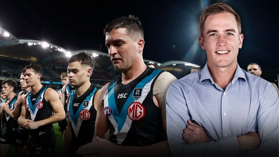 Article heading image for Tom Rockliff On The South Australian Clubs Boarding A Flight To Melbourne