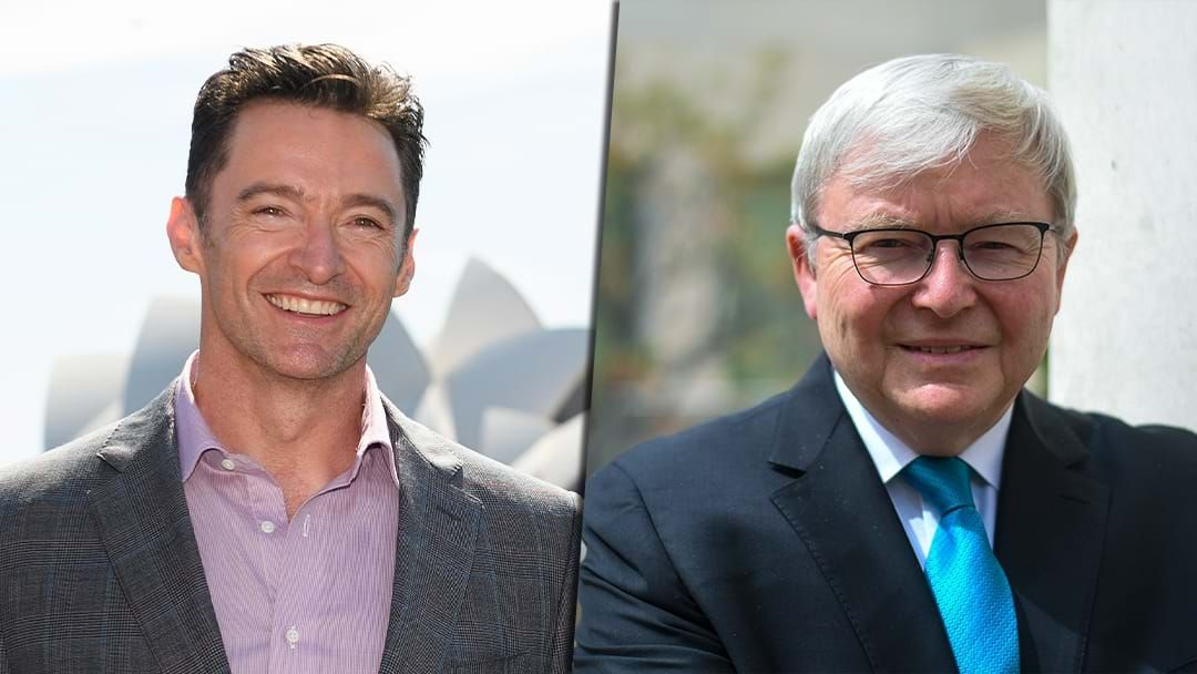 Article heading image for Hugh Jackman and Kevin Rudd Among Notable Recipients Of Queen's Birthday Honours
